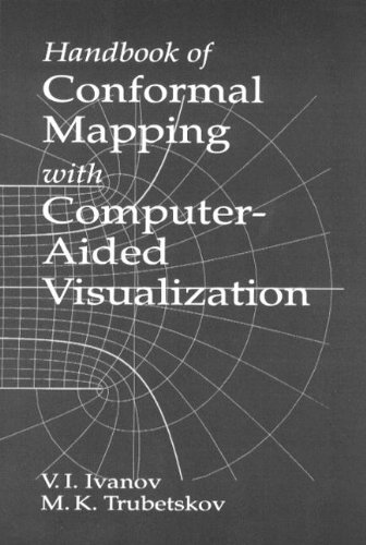 Handbook of Conformal Mapping with Computer-aided Visualization (Hardback): V. I. Ivanov, M.K. ...