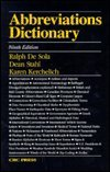 9780849389443: Abbreviations Dictionary, Ninth Edition (9th ed)