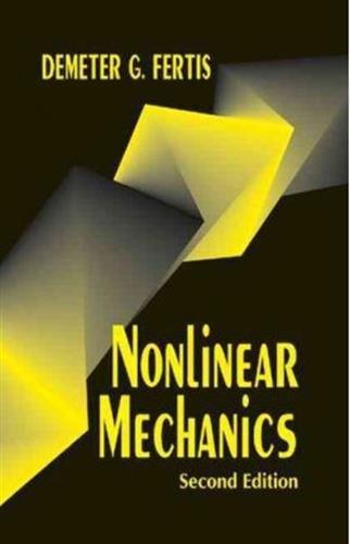 9780849390029: Nonlinear Mechanics, Second Edition