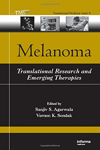 9780849390180: Melanoma: Translational Research and Emerging Therapies (Translational Medicine)