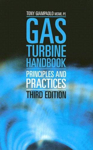 9780849390562: Gas Turbine Handbook, Third edition: Principles and Practice