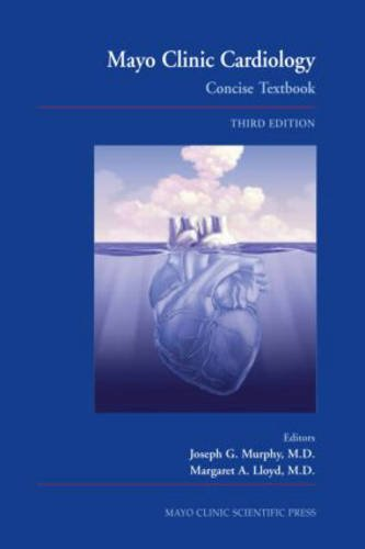 9780849390579: Mayo Clinic Cardiology: Concise Textbook