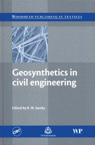 9780849390975: Geosynthetics in civil engineering