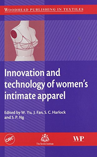 9780849391057: Innovation and technology of women's intimate apparel