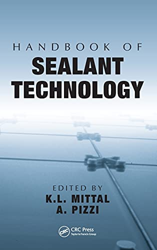 Handbook of Sealant Technology (Hardback)
