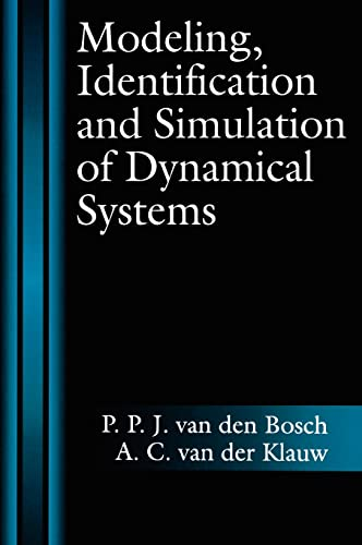 Modeling Identification and Simulation of Dynamical System: P. P. J.