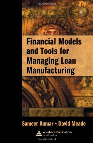 9780849391859: Financial Models and Tools for Managing Lean Manufacturing