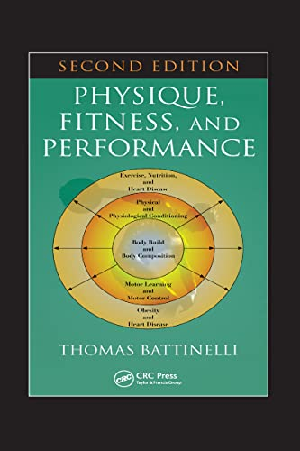 9780849391972: Physique, Fitness, and Performance (Exercise Physiology)