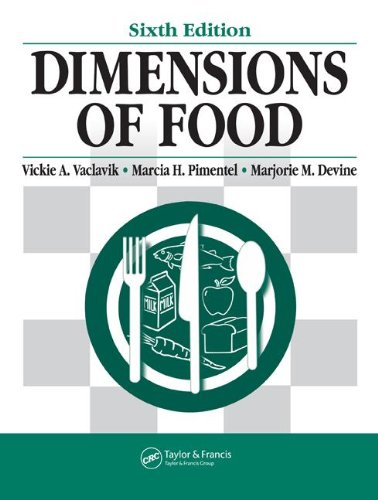 9780849391989: Dimensions of Food, Sixth Edition