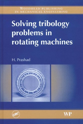 9780849392092: Solving tribology problems in rotating machines