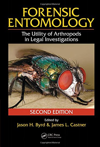 9780849392153: Forensic Entomology: The Utility of Arthropods in Legal Investigations, Second Edition