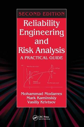 9780849392474: Reliability Engineering and Risk Analysis: A Practical Guide (Quality and Reliability)
