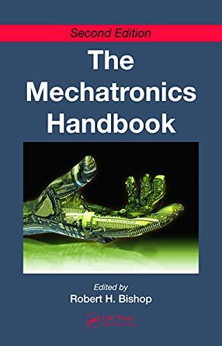 9780849392573: The Mechatronics Handbook, Second Edition - 2 Volume Set