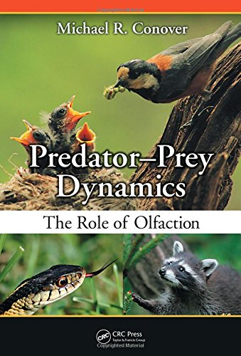 9780849392702: Predator-Prey Dynamics: The Role of Olfaction
