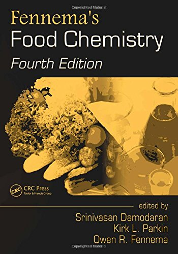 9780849392726: Fennema's Food Chemistry, Fourth Edition (Food Science and Technology)