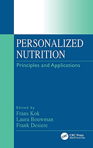 9780849392818: Personalized Nutrition: Principles and Applications