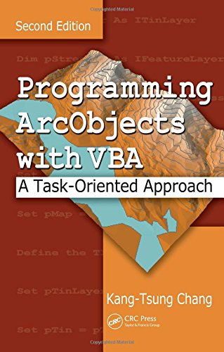 9780849392832: Programming ArcObjects with VBA: A Task-Oriented Approach, Second Edition