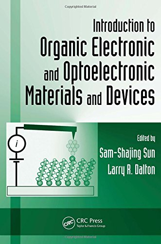 9780849392849: Introduction to Organic Electronic and Optoelectronic Materials and Devices (Optical Science and Engineering)
