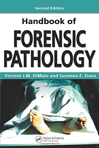 9780849392870: Handbook of Forensic Pathology, Second Edition