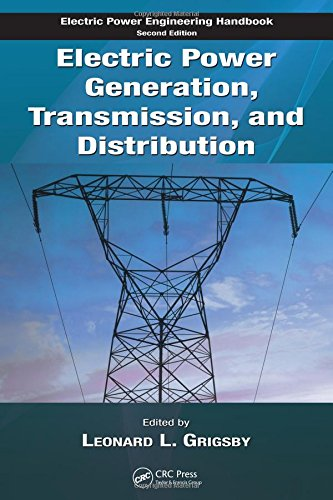 9780849392924: Electric Power Generation, Transmission, and Distribution (The Electric Power Engineering Hbk, Second Edition)
