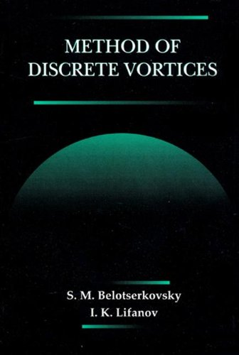 9780849393075: Method of Discrete Vortices