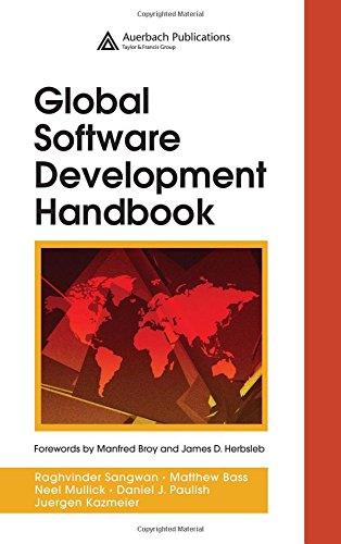 9780849393846: Global Software Development Handbook (Applied Software Engineering Series)