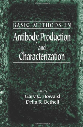 9780849394454: Basic Methods in Antibody Production and Characterization