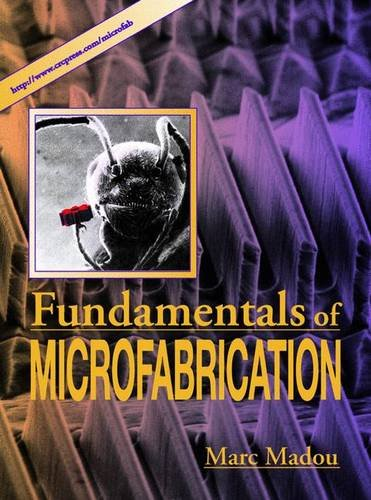 9780849394515: Fundamentals of Microfabrication