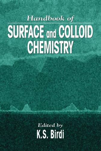 9780849394591: Handbook of Surface and Colloid Chemistry