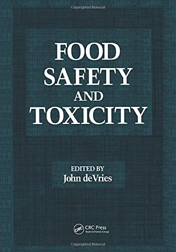 9780849394881: Food Safety and Toxicity