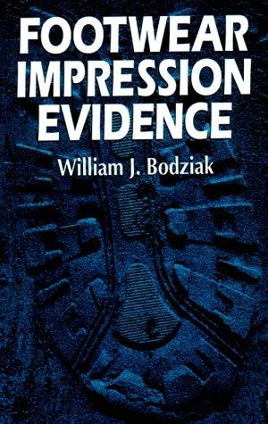 9780849395000: Footwear Impression Evidence