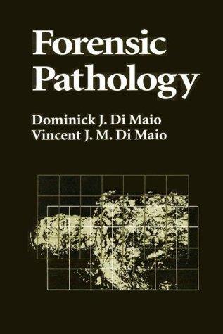 9780849395031: Forensic Pathology