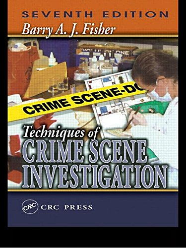 9780849395062: Techniques of Crime Scene Investigation (5th ed)