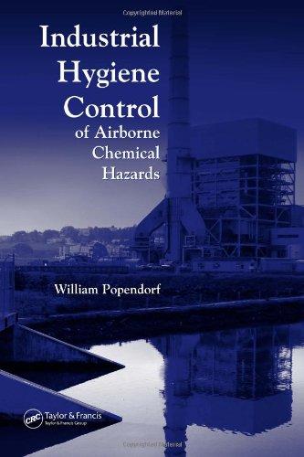9780849395284: Industrial Hygiene Control of Airborne Chemical Hazards