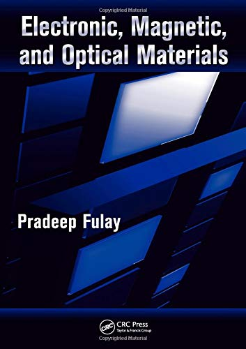 9780849395642: Electronic, Magnetic, and Optical Materials (Advanced Materials and Technologies)