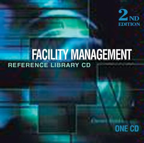 9780849395680: Facility Management Reference Library CD, Second Edition