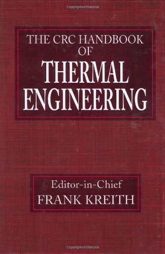 9780849395819: CRC Handbook of Thermal Engineering (Mechanical and Aerospace Engineering Series)