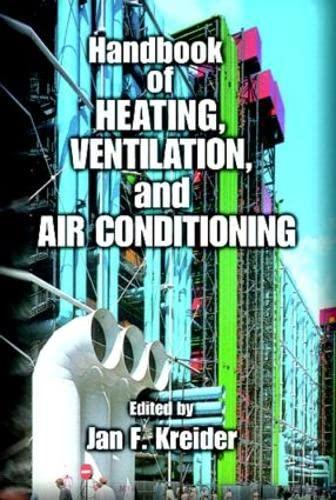 9780849395840: Handbook of Heating, Ventilation, and Air Conditioning (Handbook Series for Mechanical Engineering)