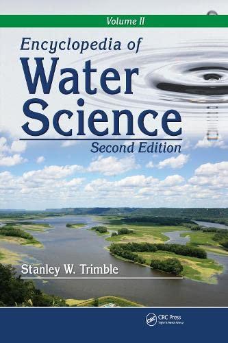 9780849396168: Encyclopedia of Water Science: v.ume 2
