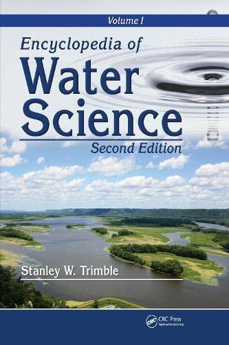 9780849396175: Encyclopedia of Water Science: v.ume 1