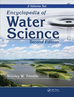 9780849396182: Encyclopedia of Water Science