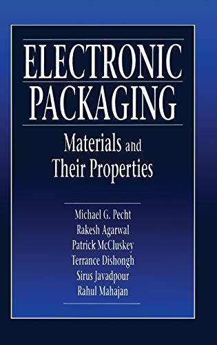 9780849396250: Electronic Packaging Materials and Their Properties