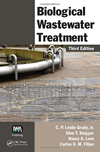 9780849396793: Biological Wastewater Treatment, Third Edition