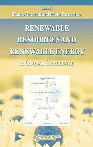 9780849396892: Renewable Resources and Renewable Energy: A Global Challenge, Second Edition