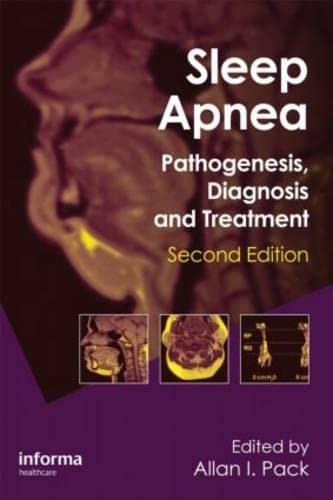 9780849396977: Sleep Apnea: Pathogenesis, Diagnosis and Treatment (Lung Biology in Health and Disease)