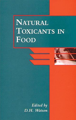 9780849397349: Natural Toxicants in Food: A manual for Experimental Foods, Dietetics and Food Scientists (Sheffield Food Technology)