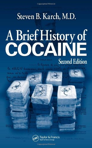 9780849397752: A Brief History of Cocaine, Second Edition