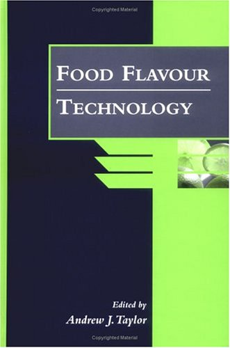 9780849397837: Food Flavour Technology (Sheffield Food Technology)