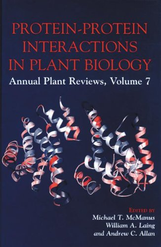 9780849397905: Protein-Protein Interactions in Plant Biology (Sheffield Annual Plant Reviews)
