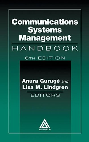 Communications Systems Management Handbook (Hardback)